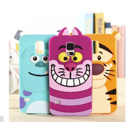 Cute 3D Animal Galaxy Note 3 Cartoon Case for Samsung Galaxy Note 3