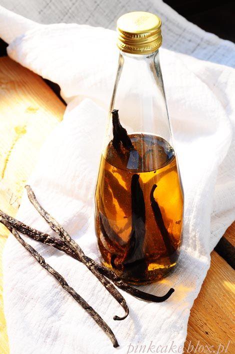 Jak zrobić domowy ekstrakt waniliowy