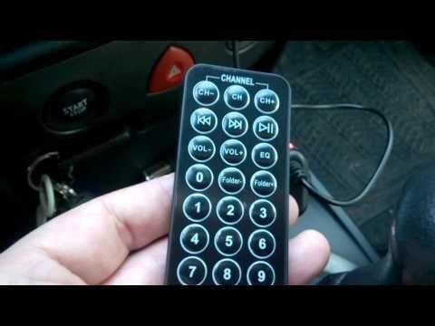 Modulator FM auto Tellur  T844-C