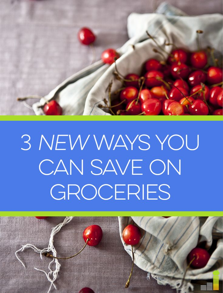 3 tips that will help you save money on groceries.
