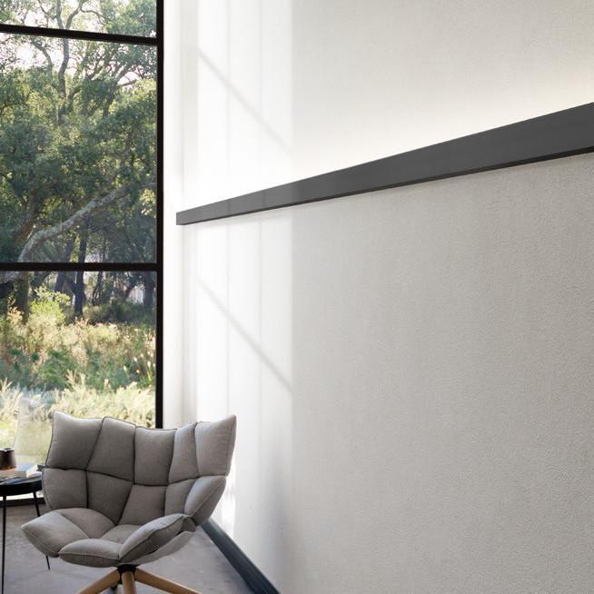Cornice parete C381 Cornici illuminazione indiretta