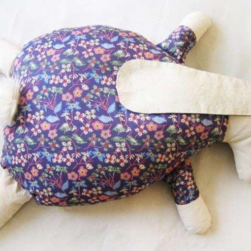 Подушка Сонная зайка (Sleepy Bunny Pillow)