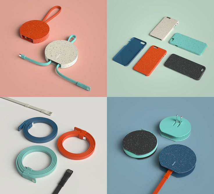 Introductory product launch for mobile accessories brand, OLKA. Simplicity & thoughtfulness embodied in a range of uniquely iconic solutions.