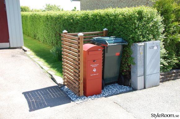 trädgård staket mur - Sök på Google