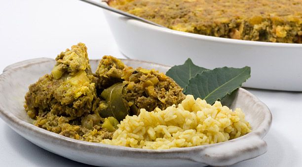 South African Recipes and Ingredients