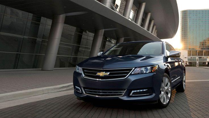 2016 Impala full-size five passenger cars