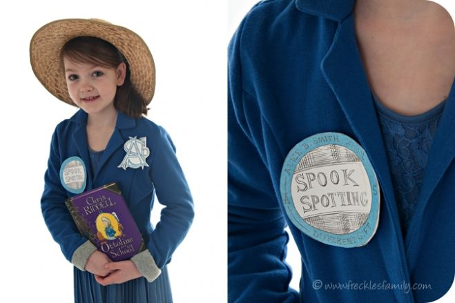 World Book Day – Have you met Ottoline? » Freckles Family