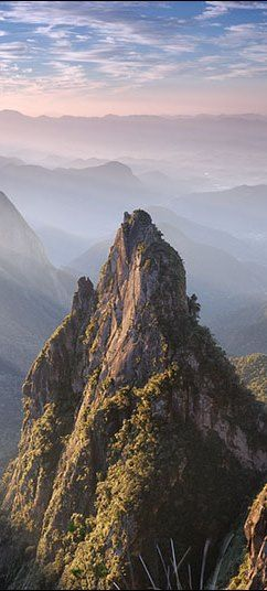Serra dos Órgãos National Park - Rio de Janeiro - Brazil