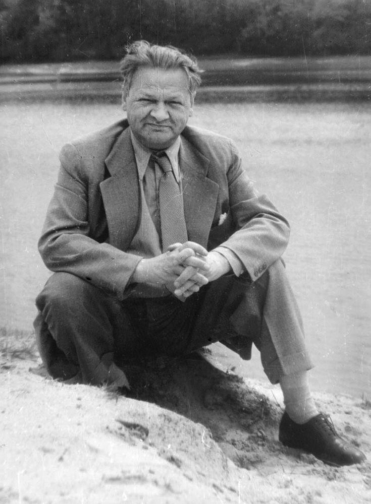 Władysław Broniewski 1897-1962