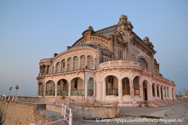 Cazinoul din Constanta ~ Life, passion and beauty
