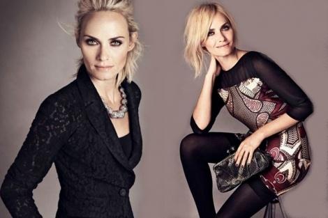 Οι νέες collections Φθινόπωρο-Χειμώνας 2012/13 είναι στα Marks & Spencer και ήρθαν για να εμπλουτίσουν την γκαρνταρόμπα σας με τα πιο stylish κομμάτια, που στην νέα καμπάνια παρουσιάζονται από τη βετεράνο supermodel της δεκαετίας του ΄90, Amber Valetta!
