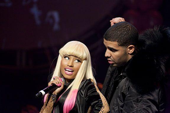Nicki Minaj Says Drake Submitted 2 Songs For 'The Pink Print' (Audio)