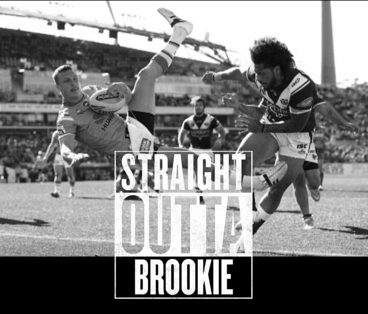 Straight outta brookie