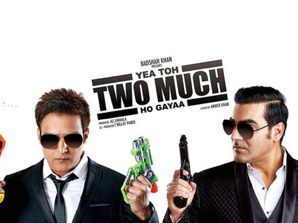 Watch: Trailers of Arbaaz Khan starrer 'Yea Toh Two Much Ho Gayaa'