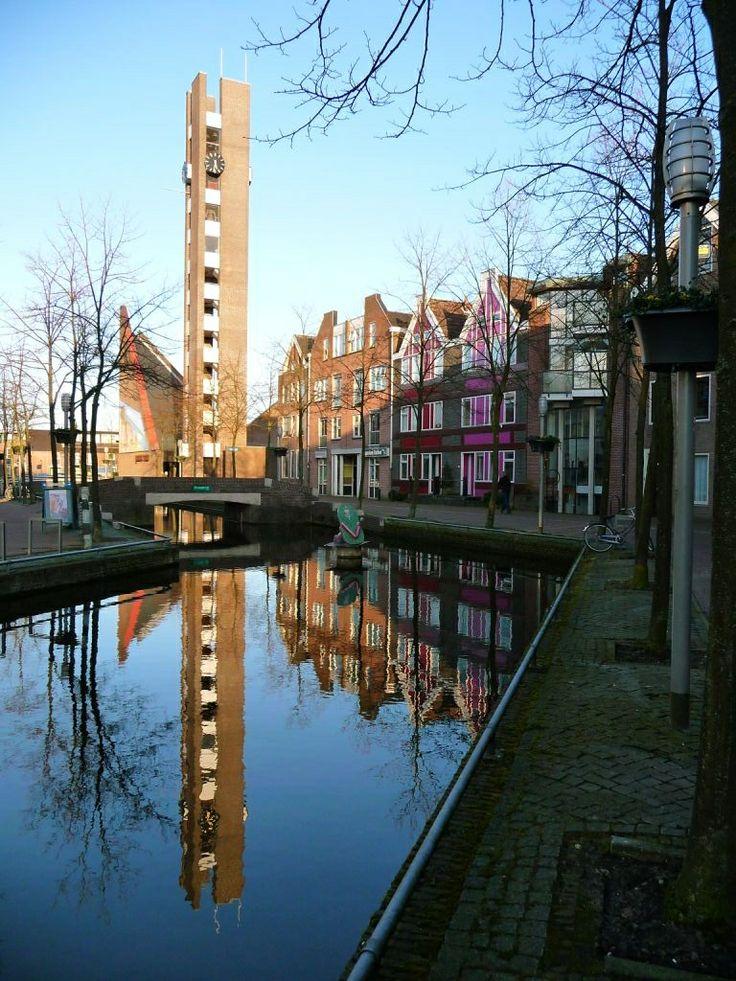 Almere Haven, Flevoland.