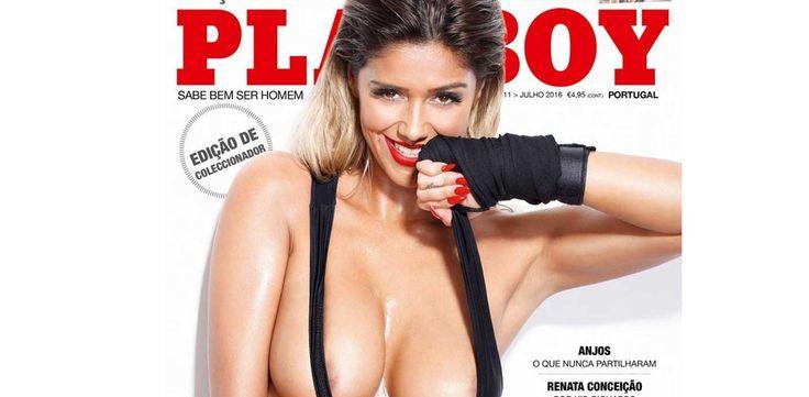 Mulher de Ricardinho arrasa na Playboy - Fotos - Jornal Record