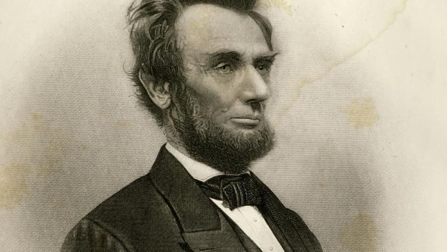 awesome Clue could unlock Lincoln letter mystery