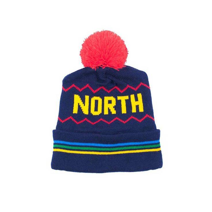 Winter Hat - Blue