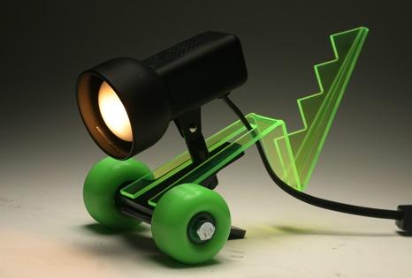 "Unleash Studio ""SPIKE"" lamp: Lamps, Spikes, Studios, Designs, Studio Spike, Unleash Studio"
