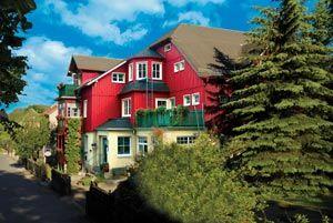 Pension Sächsische Schweiz Villa Irene