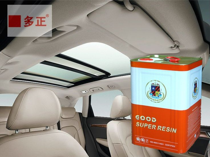 Solvent based and water based adhesive for vehicle