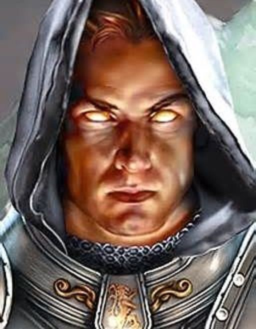 Aasimar (The prophet)