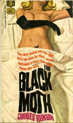 Beautiful and sexy late 60's Paperback cover.