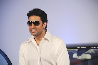 Abhishek Bachchan at The Launch of Audi A8 L4-2 TDI in Mumbai. | Bollywood Cleavage