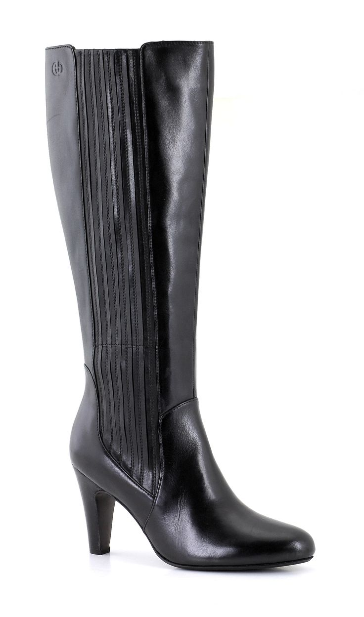 Gerry Weber full leg leather boots - a classic wardrobe essential. #AW14 #McEwensOfPerth
