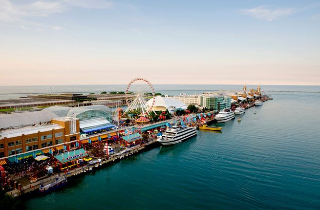 Wander Around Navy Pier - Top 20 Free Things to Do in Chicago | Fodor's Travel