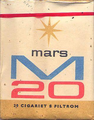 Mars 20 #cigarette
