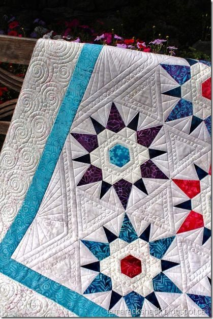 1050 best Quilting Makes the Quilt images on Pinterest | Longarm ... : quilting with the stars - Adamdwight.com