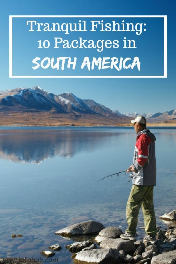 Fishing Packages in South America : If you're a rookie fisherman or a city slicker seeking a break from the daily routine or a seasoned angler anxious to satisfy your passion, consider some of our tours to ensure an ultimate fishing vacation.
