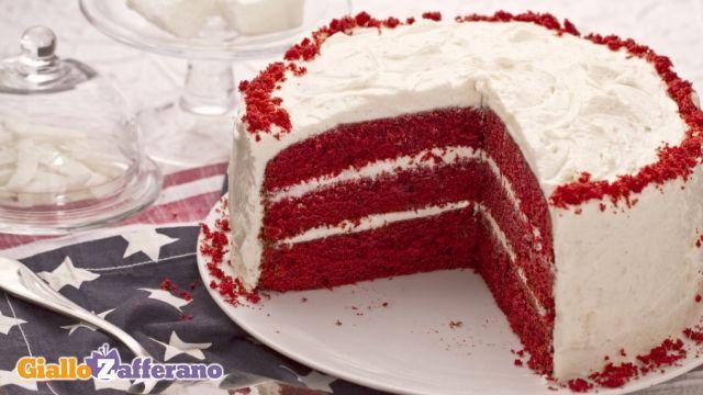 Red Velvet Cake...come non poterne più fare a meno...