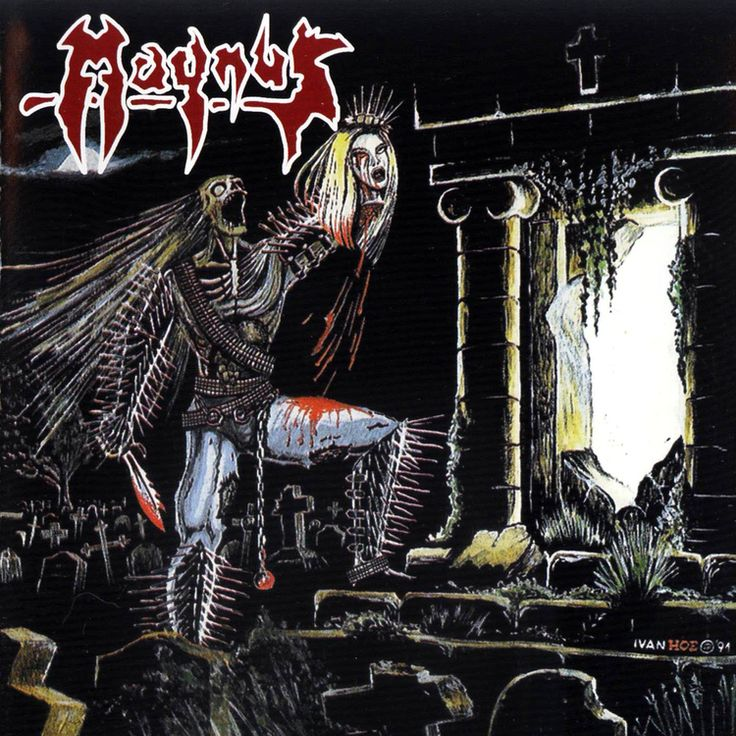 Magnus - Scarlet Slaughterer [Reissue, 2007] (1989) [FLAC] - Thrash Metal / Hardcore - DEATH THRASH BLACK METAL DEMOS MP3 FLAC VINYL RIP LOSSLESS