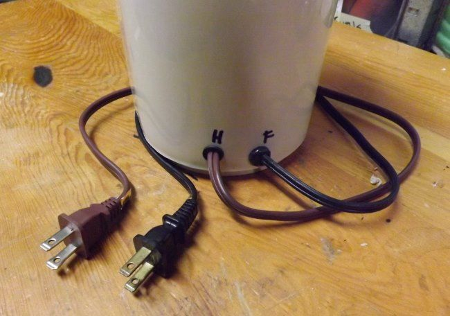 West Bend Popper 2 Rewire for Coffee Roasting