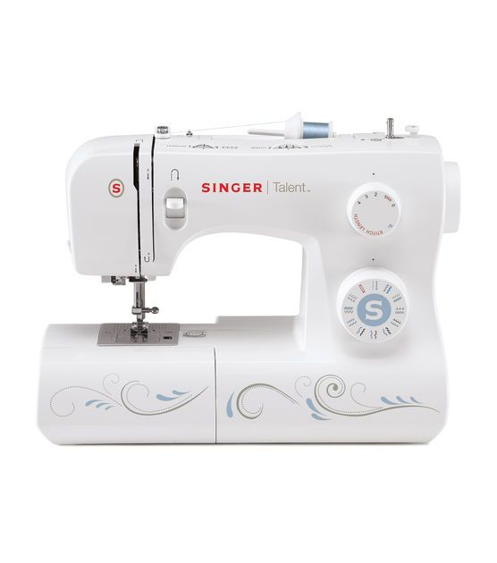 Singer Talent 3323 Sewing Machine... I absolutely love this sewing machine model. It has served me well for three years and countless projects.