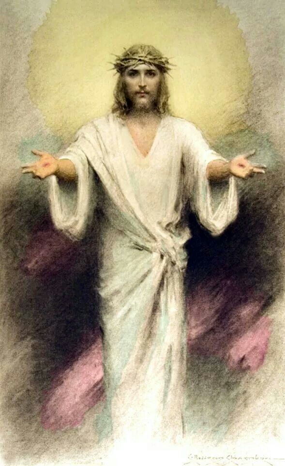 """I  asked  Jesus  Christ, """"How  much  do  you love  me ?""""  and  Jesus  Christ  said,  """"This much .""""  then  He  stretched  out  His  arms and  died ."""