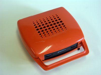 Mon mange disques orange