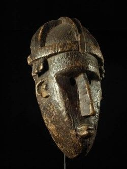 Anthropomorphic mask Segou Region - Bambara - Mali