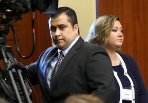 A prosecutor in the racially-charged trial of George Zimmerman began his opening statement Monday by swearing a blue streak.