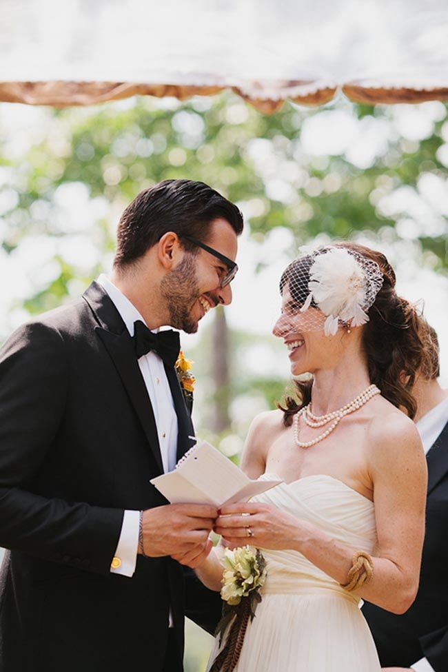 Inspirations Jewish Wedding Ceremony Georgia At Serenbe