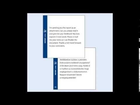 Instant Work Angol Tanulókártyák [AngolNyelvTanitas.hu]