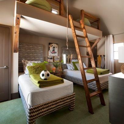 2012 HGTV Green Home - modern - kids - atlanta - Kemp Hall Studio