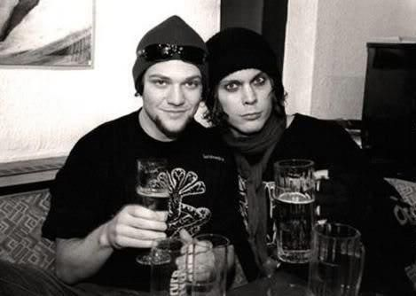 bam margera and ville valo relationship