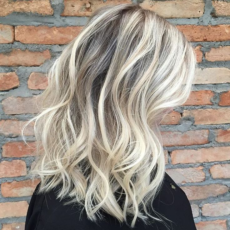 Blonde P 233 Rola Blonde Hair Highlights Mechas