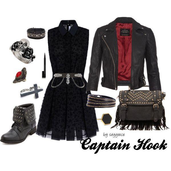 Captain Hook Killian Jones (Once Upon a Time)