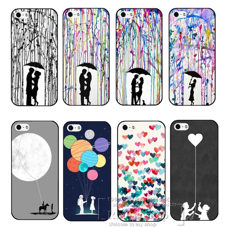 Hard Case with Romantic Design for iPhone //Price: $17.49 & FREE Shipping //     #iphone