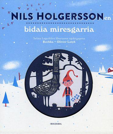 Nils Holgerssonen bidaia miresgarria   Ibaizabal