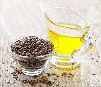 Льняное масло как безупречное средство для красоты волос и кожи
